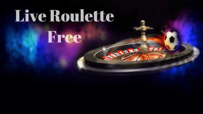 Enjoy Live Roulette Free And Freely On The Internet Live Casino